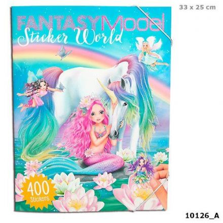 Fantasy Model Stickerworld